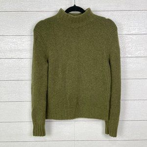J. Crew Point Sur Mockneck Sweater Size Small